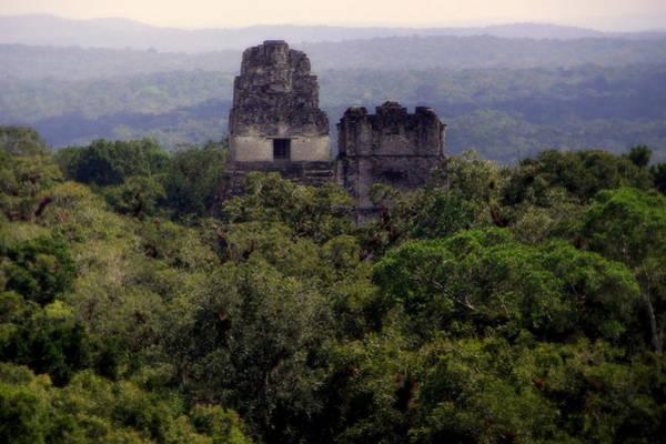 Guatemala Photograph - So Long Ago by Karen Wiles