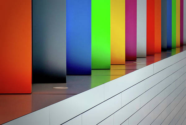 Wall Art - Photograph - So Much Colour by Jeroen Van De