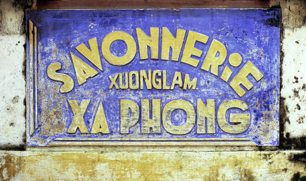 Photograph - Soap Factory Sign by Rick Piper Photography