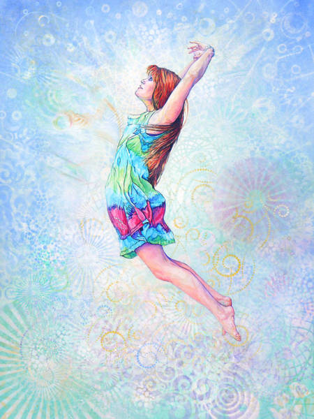 Wall Art - Painting - Soar by Susan Card