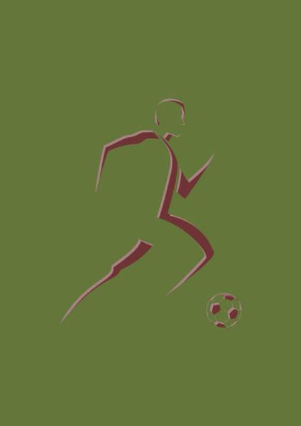 Whitecaps Photograph - Soccer Player10 by Joe Hamilton