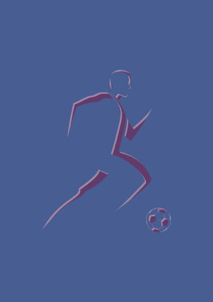 Whitecaps Photograph - Soccer Player2 by Joe Hamilton