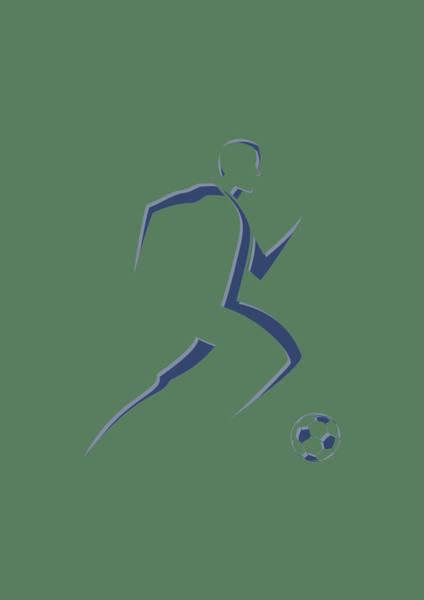 Whitecaps Photograph - Soccer Player6 by Joe Hamilton