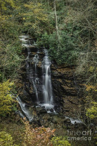 Photograph - Soco Falls by David Waldrop
