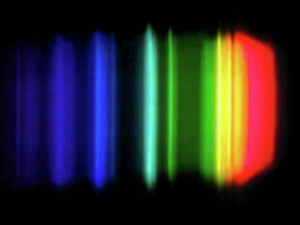 Photograph - Sodium Emission Spectrum by Carlos Clarivan