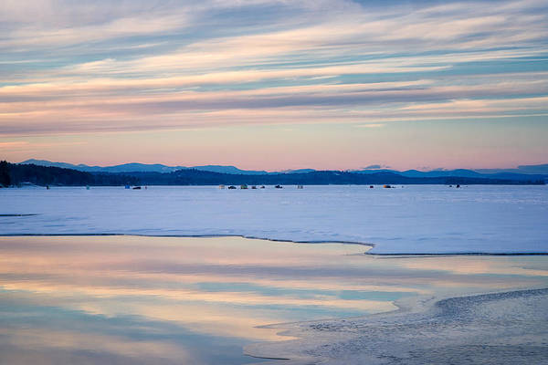 Photograph - Soft Colors Of Winter by Darylann Leonard Photography