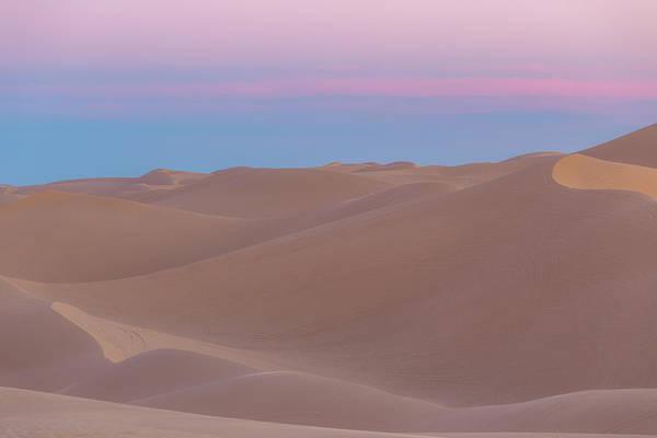 Wall Art - Photograph - Soft Desert Dunes by Peter Tellone