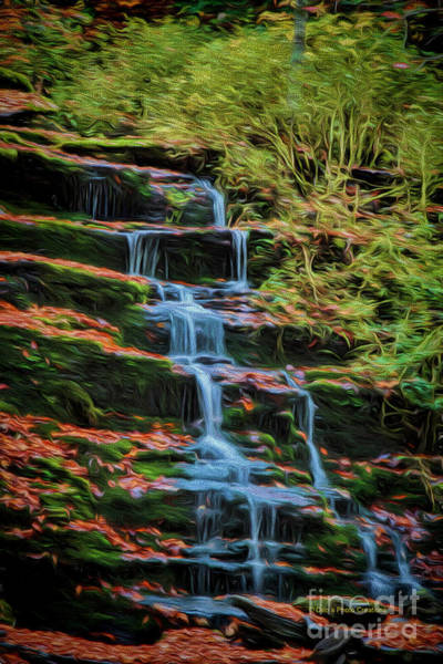 Photograph - Soft Flow by Deborah Benoit