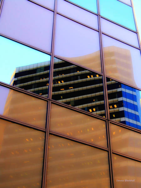 Wall Art - Photograph - Soft Side Of The City by Donna Blackhall