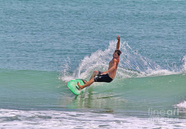 Photograph - Soft Surf by Deborah Benoit