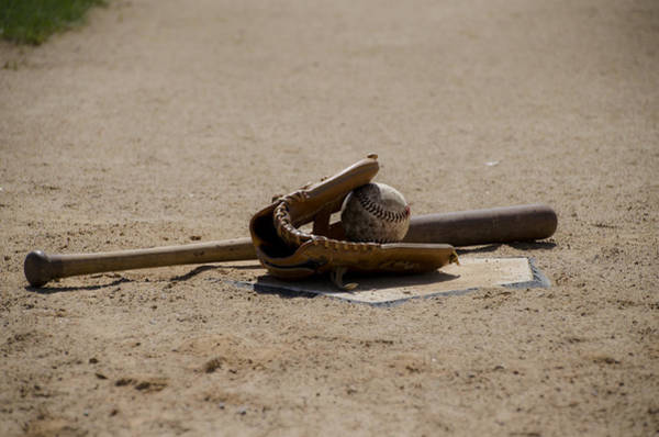 Softball Photograph - Softball by Bill Cannon