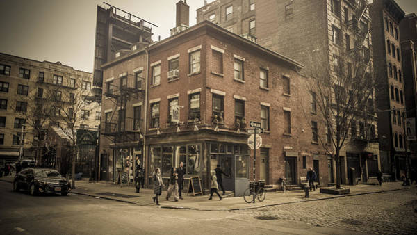 Photograph - Soho by Johnny Lam