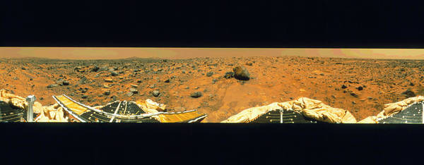 Wall Art - Photograph - Sojourner Robotic Vehicle Samples Mars Yogi Rock by Nasa/science Photo Library