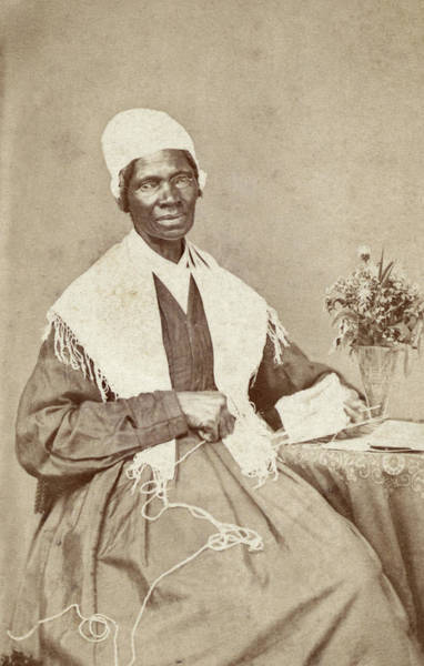 Painting - Sojourner Truth (c1797-1883) by Granger