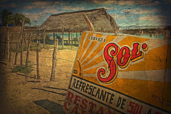 Photograph - Sol Is My Beer by Doug Matthews