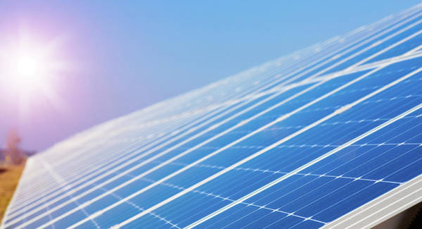 Solar Panels Photograph - Solar Cell Panels by Wladimir Bulgar