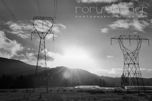 Photograph - Solar Energy by Rory Sagner