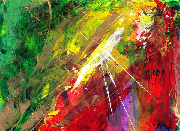 Painting - Solar Flare  by Thomas Lupari