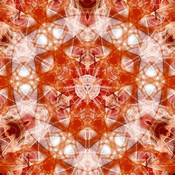 Digital Art - Solar Hypercube by Derek Gedney