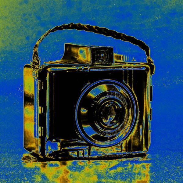 Solarized Photograph - Solarized Brownie by Jon Woodhams