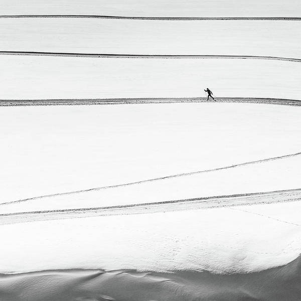 Alone Photograph - Solitary . . by Matej Rumansky