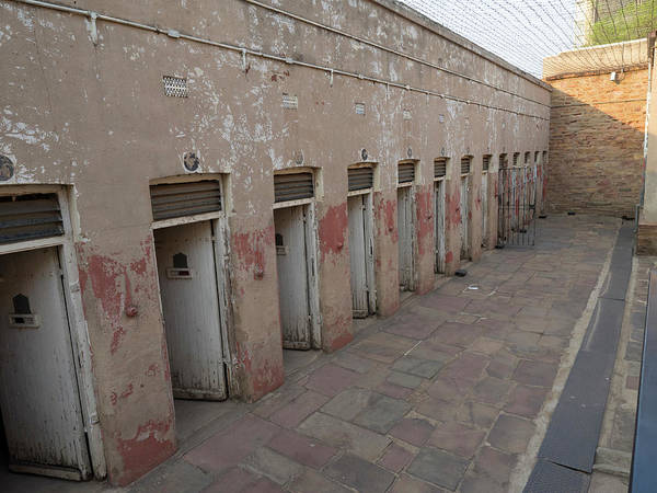 Johannesburg Wall Art - Photograph - Solitary Confinement Cells by Panoramic Images