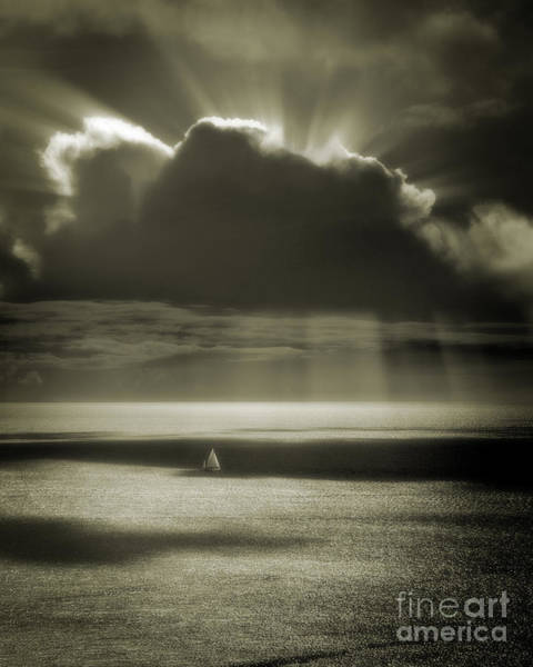 Photograph - Solitude by Edmund Nagele