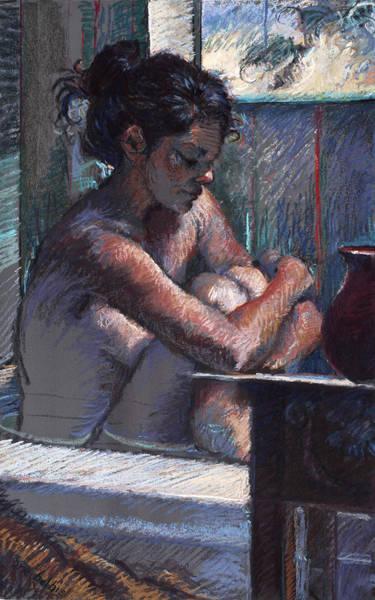 Painting - Solitude by Ellen Dreibelbis