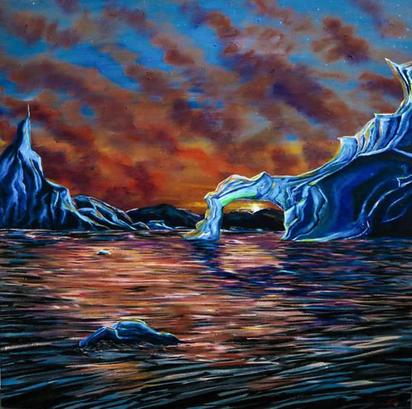 Painting - Solitude by Joel Tesch