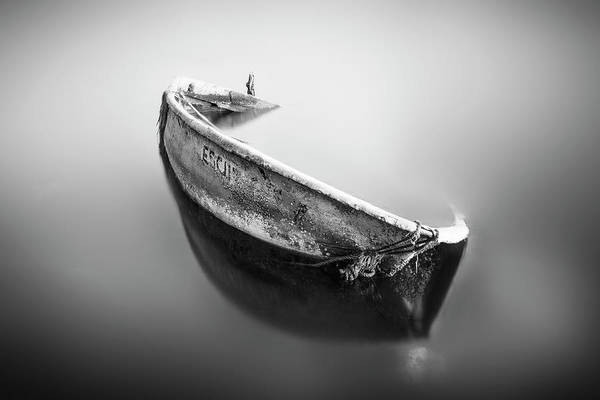 Del Photograph - Solitude by Miguel Valdivieso