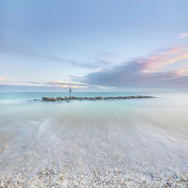 Pastel Photograph - Solitude4 by Alexandru Popovski