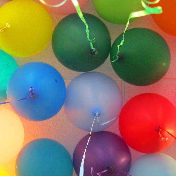 Photograph - Someone's Birthday by Rick Locke