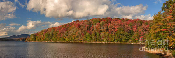Photograph - Somerset Reservoir Panorama by Charles Kozierok
