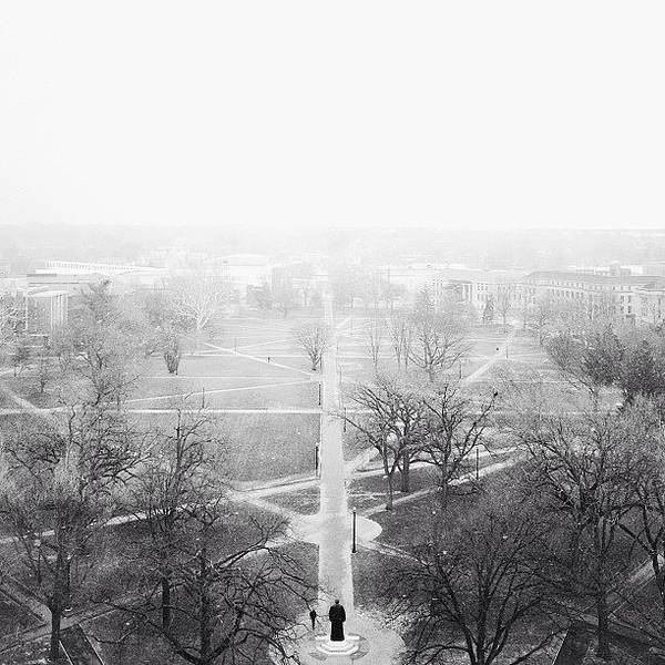 Ohio State Wall Art - Photograph - OH by Kelsey David