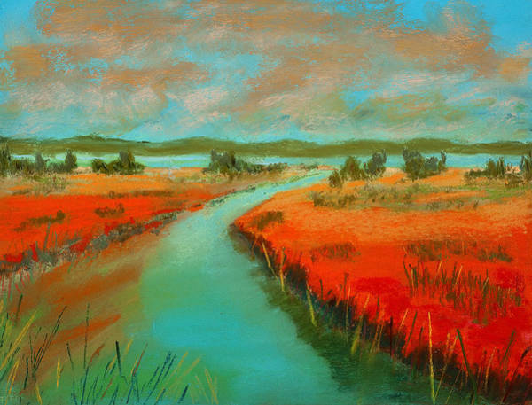 Unexpected Painting - Something Unexpected by Diana Tripp