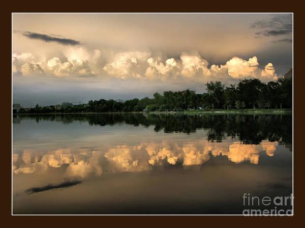 Photograph - Song At Sunset by Daliana Pacuraru