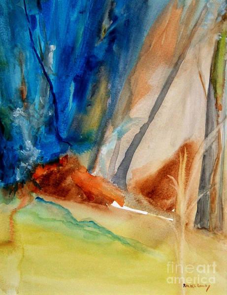 Painting - Sonoma Rain by Rachel Lowry