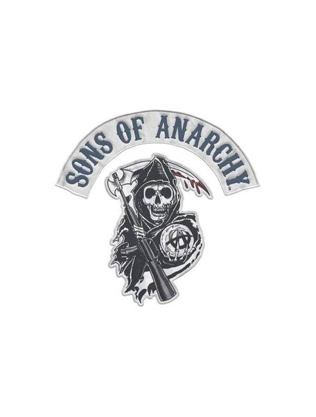 Son Digital Art - Sons Of Anarchy - Bloody Sickle by Brand A