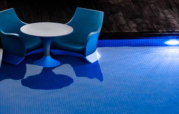 Photograph - Soothing Pool by Sotiris Filippou