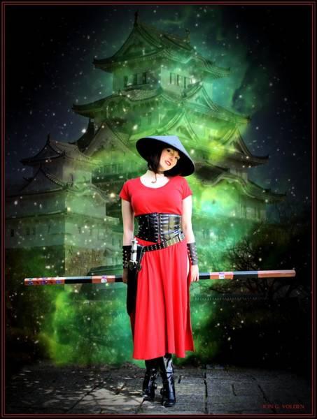 Photograph - Sorceress Of Xanadu by Jon Volden
