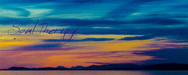 Photograph - Soul Therapy by Roxy Hurtubise
