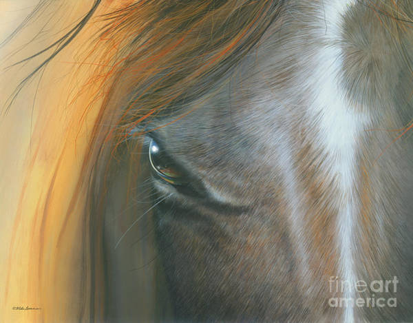 Painting - Soul Within by Mike Brown