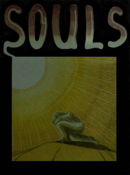 Mixed Media - Souls by Jason Girard