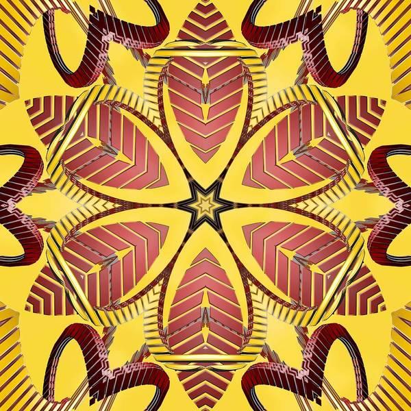 Digital Art - Source Resonance by Derek Gedney