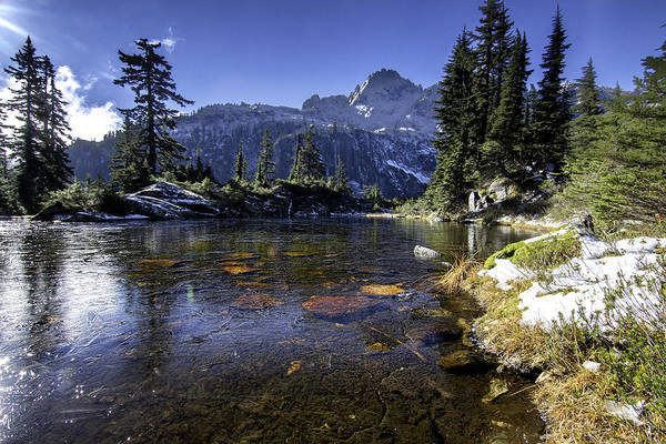 Alpine Lakes Wilderness Photograph - Source by Ryan McGinnis