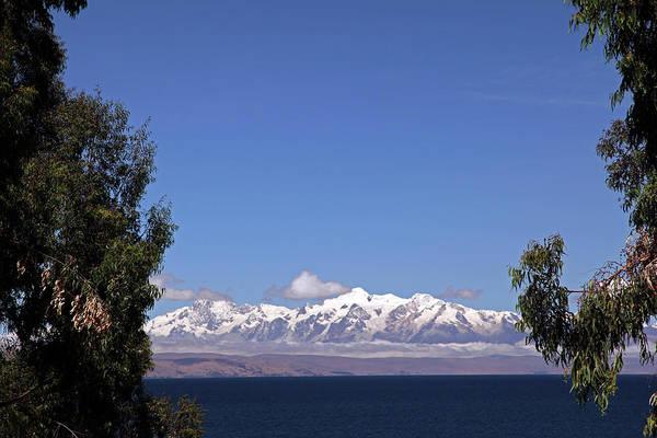Andes Photograph - South America, Bolivia, Sun Island by Kymri Wilt