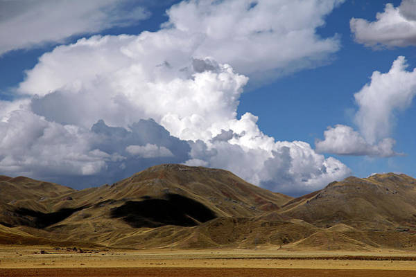 Andes Photograph - South America, Peru by Kymri Wilt
