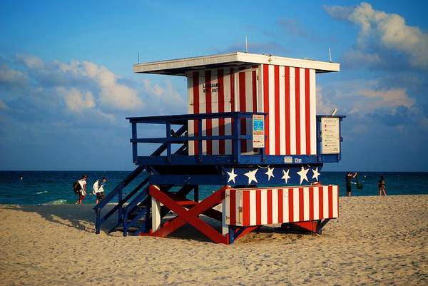 Photograph - South Beach 12 by Ricardo J Ruiz de Porras