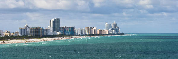 Photograph - South Beach On A Summer Day by Ed Gleichman