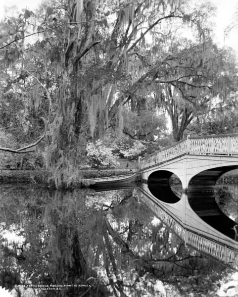Photograph - South Carolina Lake, C1900 by Granger